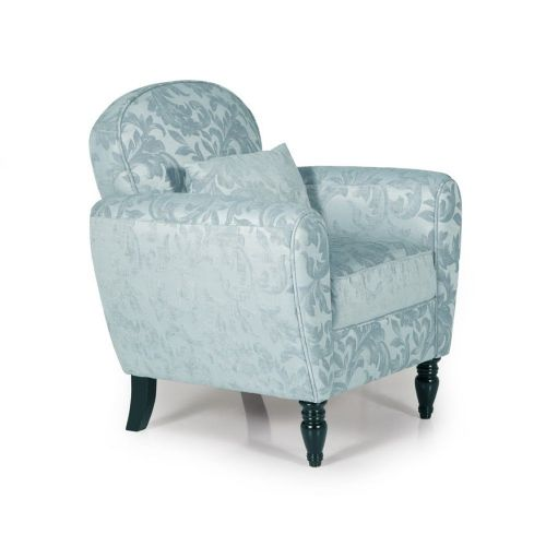 Ocassional Arden Duck Egg Occasional Chair